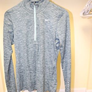 Nike Dri-Fit Element 1/2 Zip Running Top- Small